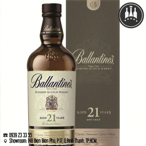 Rượu-Ballantine's-21-Năm