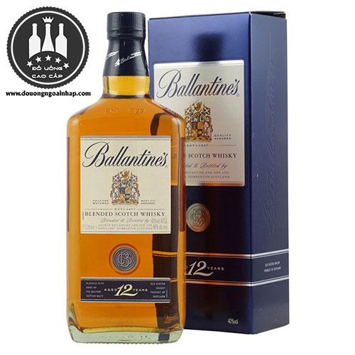 Rượu Ballantine's 12 Năm