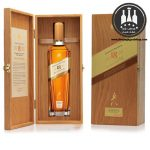 Rượu Johnnie Walker 18 - Thiết kế Hộp gỗ - douongngoainhap.com