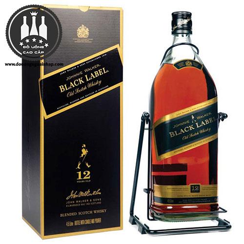 Rượu Black Label dung tích 3 Lít - douongngoainhap.com
