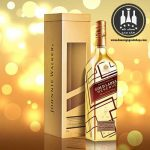 Rượu Johnnie Walker Gold Label Reserve Limited Edition - Chai vàng IBC - douongngoainhap.com
