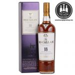 Rượu Macallan 18 năm