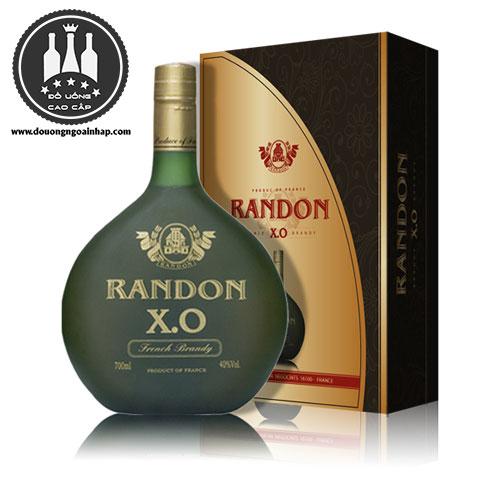 Rượu Brandy Randon XO - douongngoainhap.com