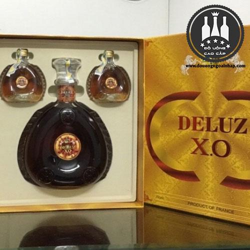 Rượu Deluz Xo hộp quà - douongngoainhap.com