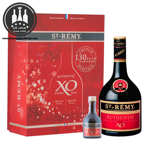Rượu ST - Remy Xo Extra hộp quà 2018 - douongngoainhap.com