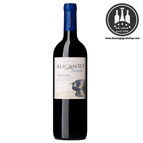 Rượu Vang Alicanto Cabernet Sauvignon - douongngoainhap.com