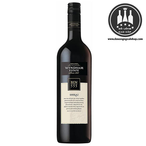 Rượu Vang Bin 555 - douongngoainhap.com