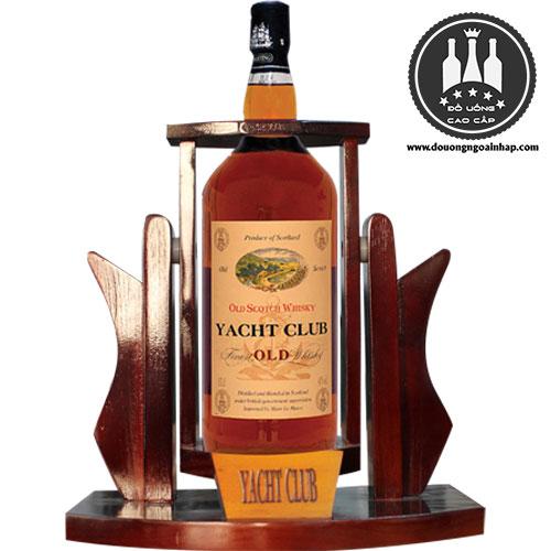 Rượu Yacht Club chai 1,5 lít - douongngoainhap.com