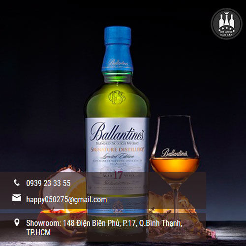 Ballantines 17 Limited Edition