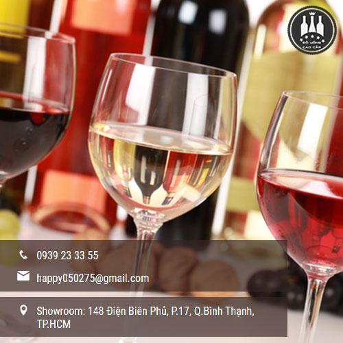 đại lý rượu vang