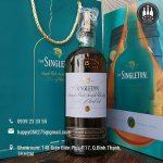 Rượu Singleton 15 năm hộp quà Tết 2017