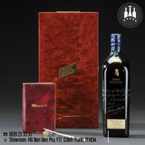 rượu johnnie walker blue label 1805