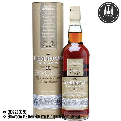 Rượu Glendronach 21 năm