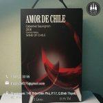 Vang Amor De Chile Hộp 3 Lít & 5 Lít
