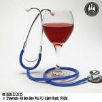 công dụng của rượu vang