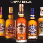 Cách đổ rượu vào chai Chivas