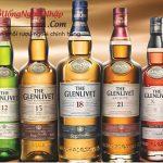 rượu glenlivet 15