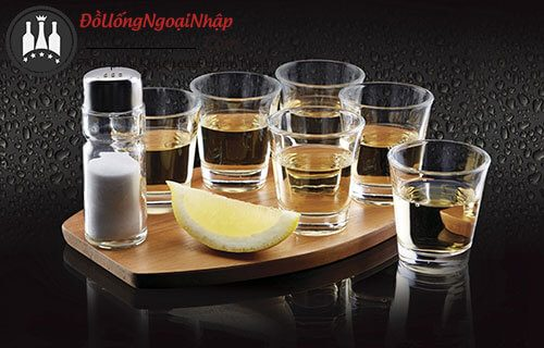 cách uống rượu tequila