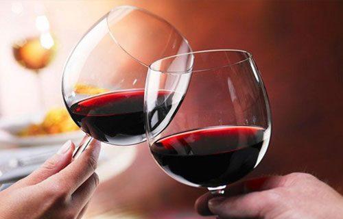 công dụng của rượu vang pháp