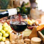 rượu vang đỏ ăn với món gì