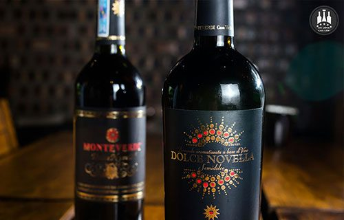 rượu vang monteverdi