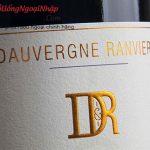 rượu dauvergne ranvier