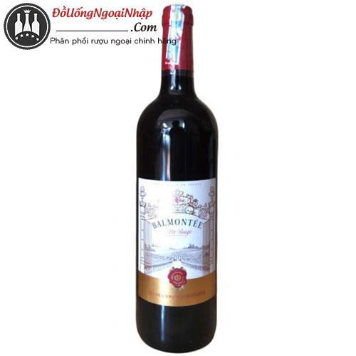 rượu vang balmontee