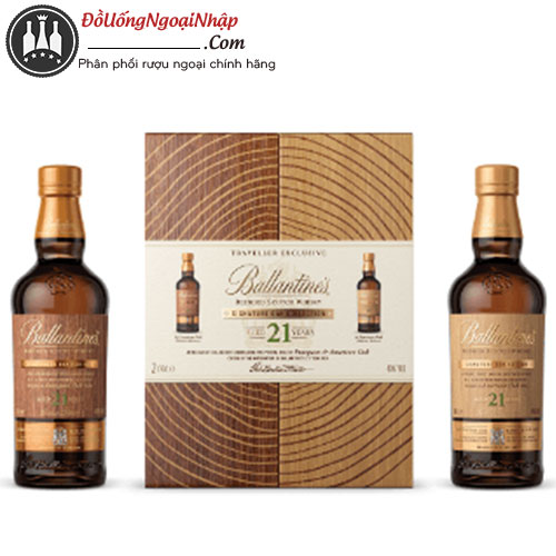 ballantines 21 twin pack