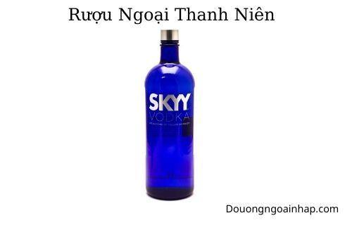 rượu skyy vodka