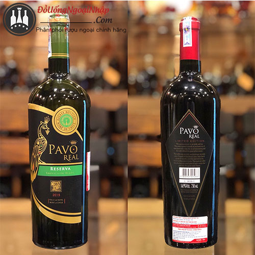 pava real reserva