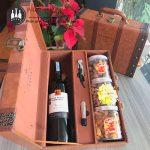 Hộp quà Rượu Vang Luis Felipe