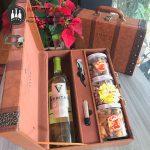 Hộp quà Rượu Vang Veritas