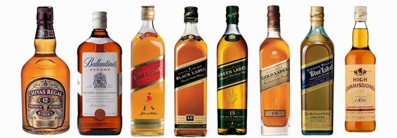 Các thương hiệu rượu ngoại ngon, chính hãng mua tại TPHCM