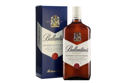 Giá rượu Ballantines Finest 1L