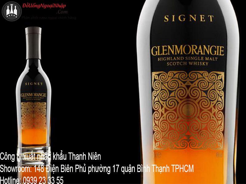 rượu glenmorangie signet
