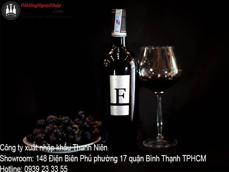 rượu vang negroamaro