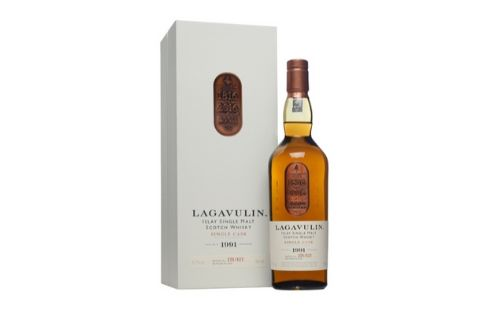Lagavulin 1991 Single Cask