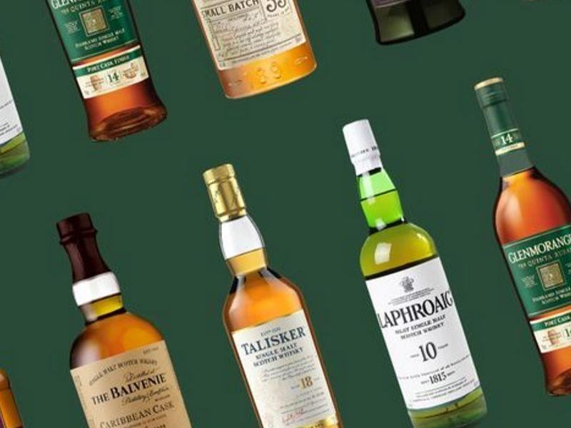 các loại whisky