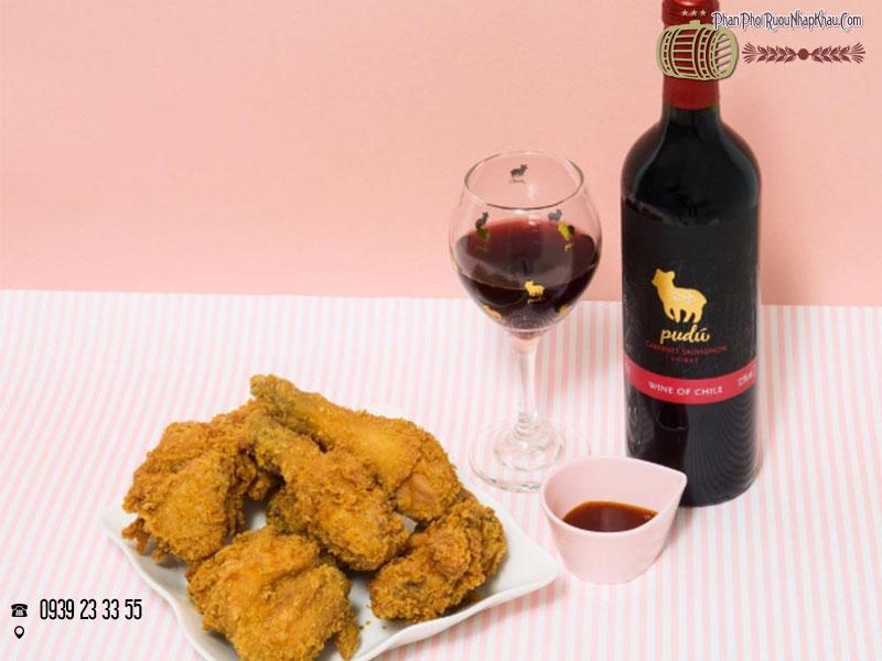 Rượu vang Pudu