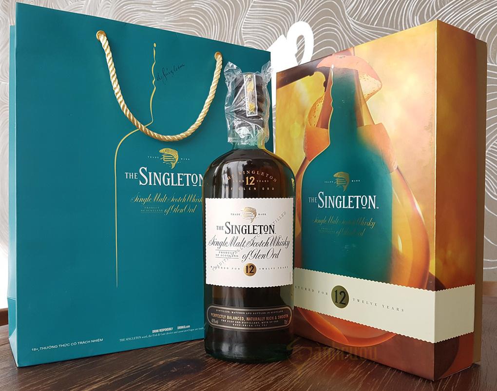 rượu singleton signature