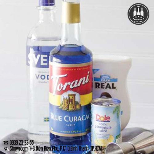 rượu blue curacao
