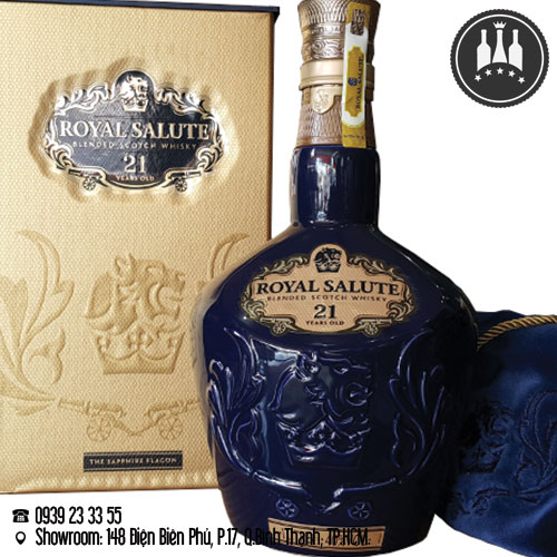 chivas 21 royal solute