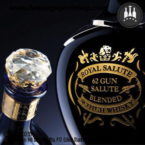 rượu chivas 62 gun salute