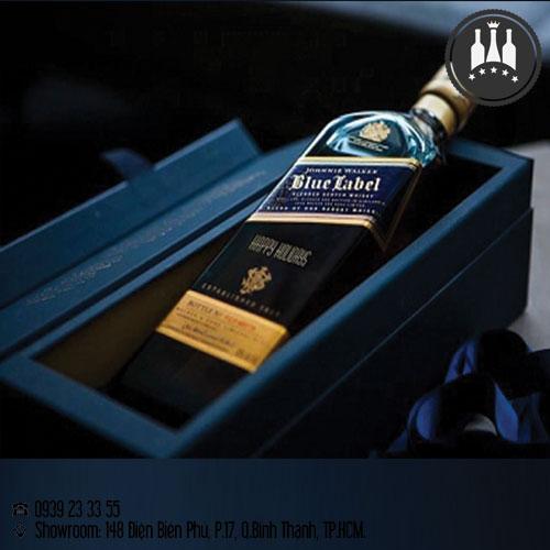 rượu johnnie walker blue