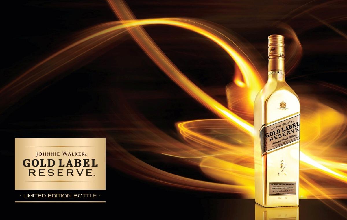 Rượu Johnnie Walker Gold Label Reserve Limited Edition