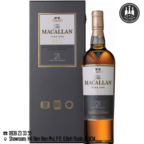 macallan 21