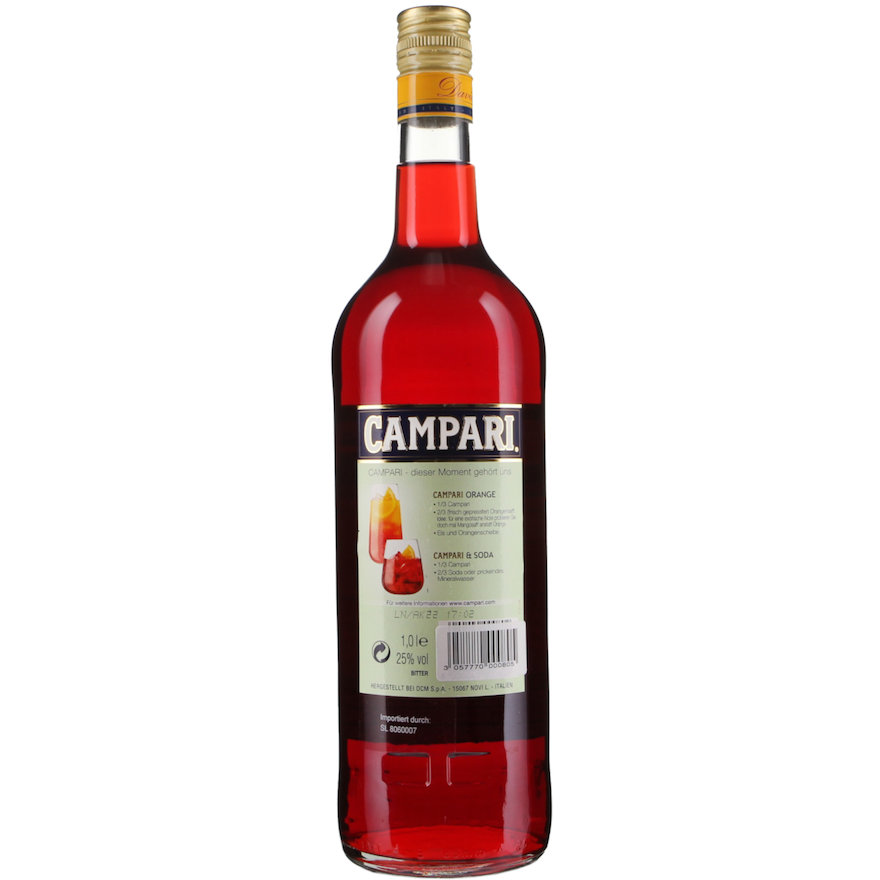 rượu mùi campari