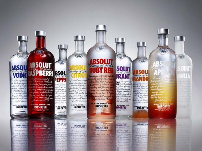 tìm hiểu những thông tin chung về rượu Vodka